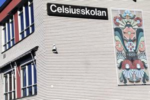 Det senaste genomsnittliga meritvärdet för årskurs nio från Celsiusskolan höstterminen 2015 ligger på 194,3. För vårterminen 2015 låg meritvärdet på 194.