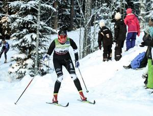 Evelin Bångman, Offerdal jämtbäst på milen med en 21:a plats. I torsdags blev Evelina U23-mästarinna i skiathlon. En prima överraskning!