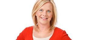 Christine Hildebrand är Familjelivs BVC-sköterska.