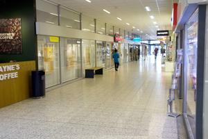 Snart är butikslokalerna i Avesta galleria uthyrda.