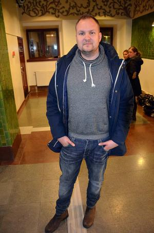 Sammy Blomerus är finsk rom och engagerad i romernas situation i Sundsvall.