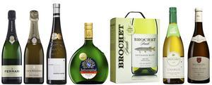 Sveriges ledande vinskribenter har för magasinet Allt om Vins räkning korat de allra bästa vinerna 2015. Här är det bästa vita och mousserande vinerna, enligt en jury bestående av ett 20-tal av landets mest betydande dryckesskribenter.