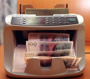 Forskaren Magnus Norberg tycker frågan om bankernas kontanthantering underskattas.