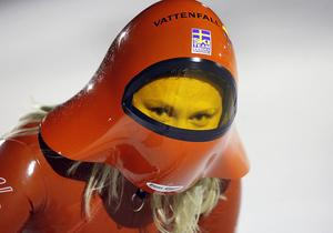 Nolby Alpinas Lisa Hovland Udén.