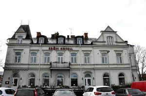 Ansökan. En process tycks ha inletts för att göra om Frövi hotell till ett HVB-hem för ensamkommande ungdomar.Foto: Sofia Gustafsson