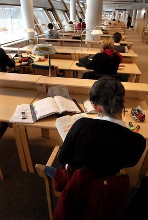 Ökad studentrörlighet stärker konkurrenskraften, anser dagens debattör.foto: scanpix