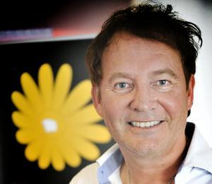 Joakim Granberg toppar Realistpartiets lista i kyrkovalet i Södertälje pastorat.