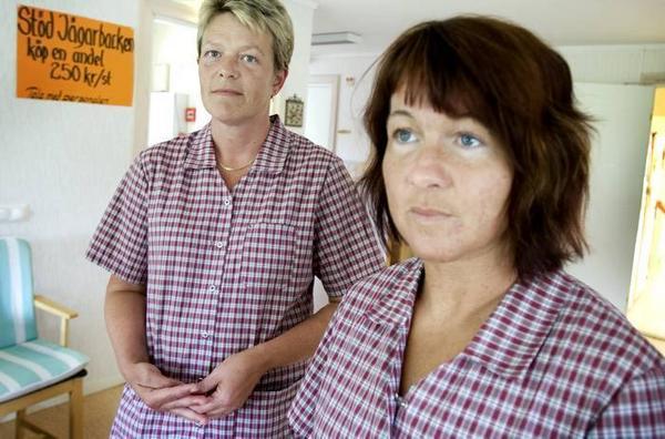UPPRÖRDA. Sämre för barnen och krångligare för föräldrarna. Det blir följderna, enligt Maja Sundqvist och Marita Eriksson.