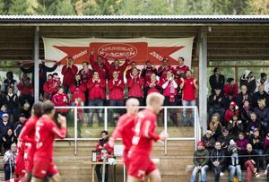 Engagemanget kring Anundsjö är stort. Det märktes inte minst i den sista matchen för säsongen, mot Boden, som sågs av över 900 åskådare.