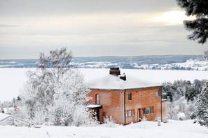 Maths O Sundqvist lät under lång tid rusta upp villan för miljonbelopp.