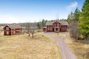 Gården Räfsbo 27, i Folkärna, Avesta kommun, toppar Klicktoppen för vecka 16.