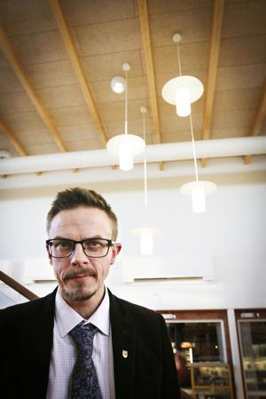 Bengt Flykt, kommunchef Bräcke kommun