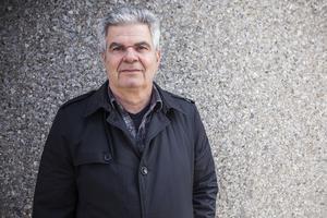 Panos Alepliotis är chef för Samhällsbyggnadsförvaltningen i Härjedalen.
