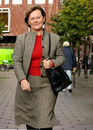 Anitra Steen, 64 år, styrelseledamot i Post Nord, Stjärnhov: