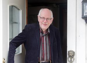 Sven Jansson från Tynderö var chef för TT:s Norrlandsredaktion under 80-talet. Han berättar om ubåtsjakten som pågick i Sundsvallsbukten.