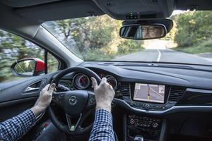 Präktighet är ett signum hos Opel. Nya Astra fortsätter på den vägen.