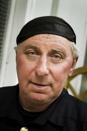 Profil. Sotarmästaren Lars Olofsson slutar efter 45 år yrket.