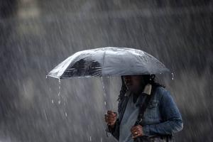 SMHI har utfärdat en klass 1-varning för rikligt regn.