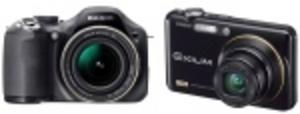 Casios snabba kameror får högre upplösning