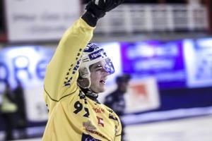 Jesper Öhrlund – tremålsskytt för Broberg.