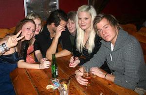 Konrad. Gelter, Ahlgren, Jonas, Fredrik, Linda och Erik