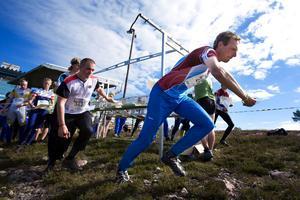 När O-ringen arrangerades i Sälen 2008 fick den enda fjällsträckan högt betyg av deltagarna.