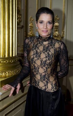 Agneta Sjödin har tidigare varit programledare för