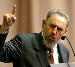 Fidel Castro har gjort sitt på presidentposten i Cuba.