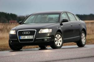 Audi A6 2,7 TDI362 400 kronor.Ingolstadts stolthet står för mest premium i det här sällskapet.