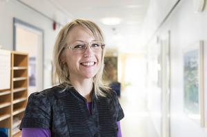 Karoline Sundström, ekonomichef på Bollnäs kommun.