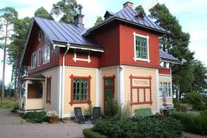 Linda Seitola Gunnarsons hem Tomtebo ska ingå i boken.
