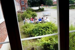 Alla slöjdlärare i länet fanns igår på plats på Solängsskolan i Gävle för en gemensam studiedag.– Väldigt givande, tyckte de flesta.
