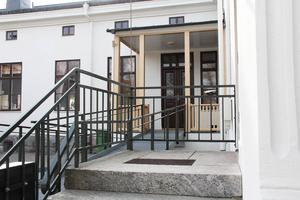 Bygdegården Vargen, i dag hem för sju föreningar.