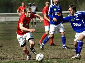 Martin Söderberg fortsätter att imponera i Edsbyn.