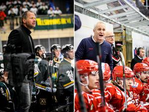 Två ÖIK-bekantingar gästar Östersund Arena. Markus Åkerblom assisterar Tommy Jonsson i Björklöven och Roger Forsberg leder Timrå.