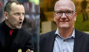 Domarbasen Peter Andersson är kritisk till Brynäsledarnas kommentarer, men det blir ingen anmälan till disciplinnämnden.
