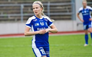 Forsby FF:s Linn Eriksson.