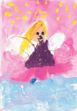 Lilly Larsson, 5 år, Ås.