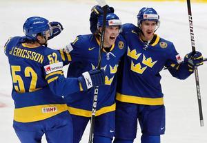 Sveriges segermatch mot Kanada på söndagskvällen sågs av miljonpublik.