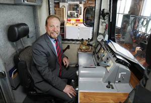 Otto Nilsson är ny bakom spakarna på Inlandsbanan. Nu ska han se till att få bättre lönsamhet på verksamheten.