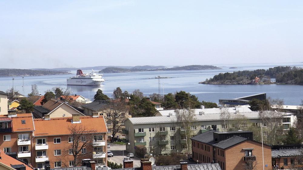 Nynashamn fortsatt farjetrafik till gotland