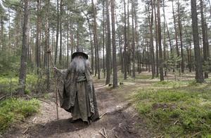 Trollkarlen Gandalf är på väg till Fylke för att bjuda hobbitarna på magiskt fyrverkeri.