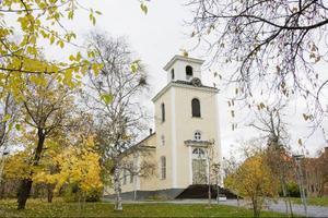 Gamla Kyrkan i Östersund.Foto:MattiasPettersson