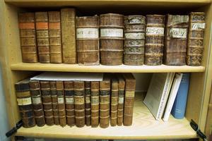 Arkivskatten hos Bergsstaten kan dateras tillbaka till 1300 talet