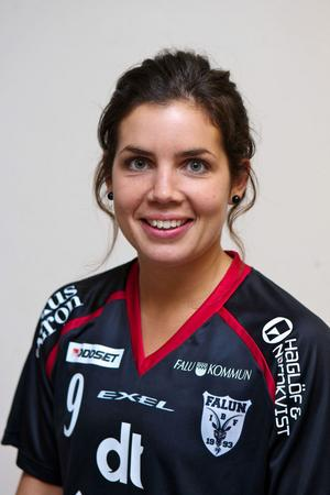 Ett inflammerat knä tvingar Sara Kristoffersson att stå över IBF Faluns matcher mot Dalen och Iksu.