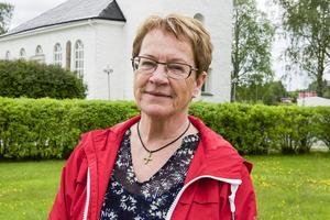 – Alla är välkomna till språkkafé och annat vi ordnar för flyktingarna i Ytterhogdal och Krokströmmen. Vi startar direkt efter ramadan, berättar Solveig Haugen, Svenska kyrkans projektledare för flyktingprojektet.