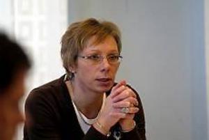 Ingrid H Amrén, S. Arkivbild