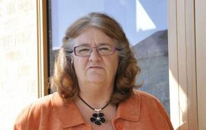 Lena Johansson (S), ordförande i barn-, kultur- och fritidsnämnden.