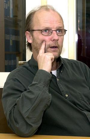 Lars Lundh.
