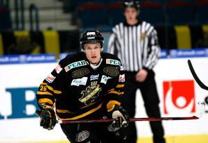 Johan Ryno får inte fortsätta i AIK.